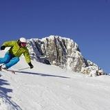 Bermain ski