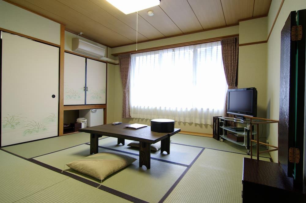 Standard Δωμάτιο, Ιαπωνικό Φουτόν, Κοινόχρηστο Μπάνιο (for 1-3 people) - Γεύματα στο δωμάτιο