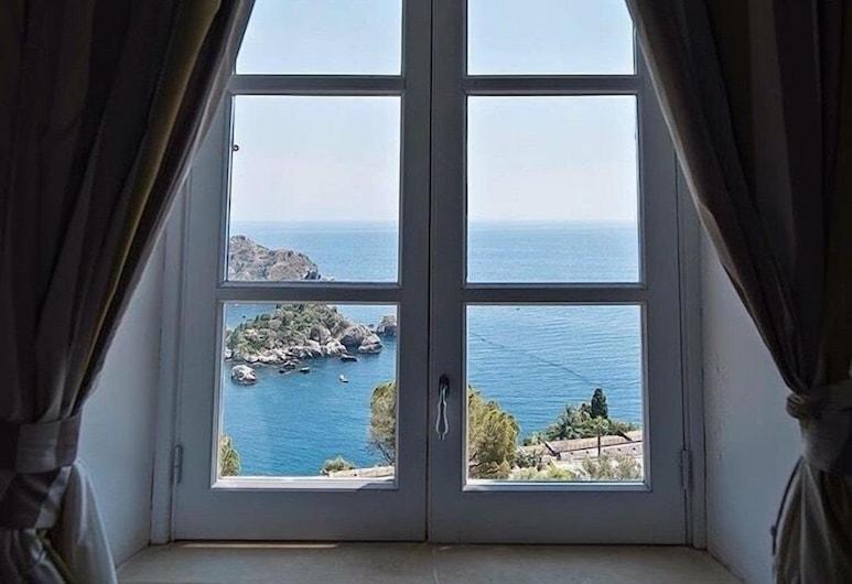Villa Mon Repos, Taormina, Sala de estar
