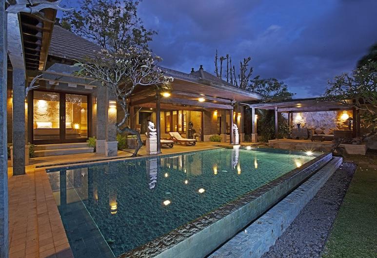 Alindra Villa, Jimbaran, Royal Family Two Bedroom Pool Villa, Guest Room