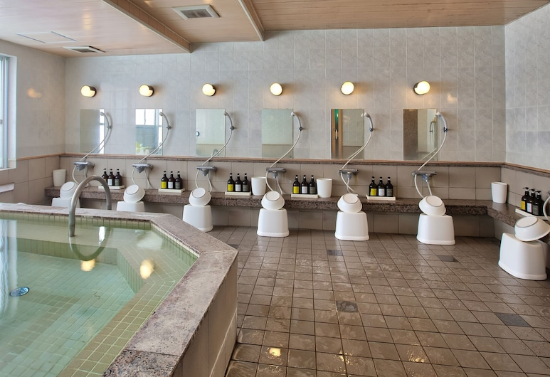 Okinawa Hotel, Naha, Tab Spa Tertutup