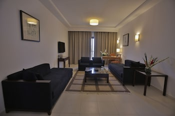 Picture of Corail Suites Hotel in Tunis