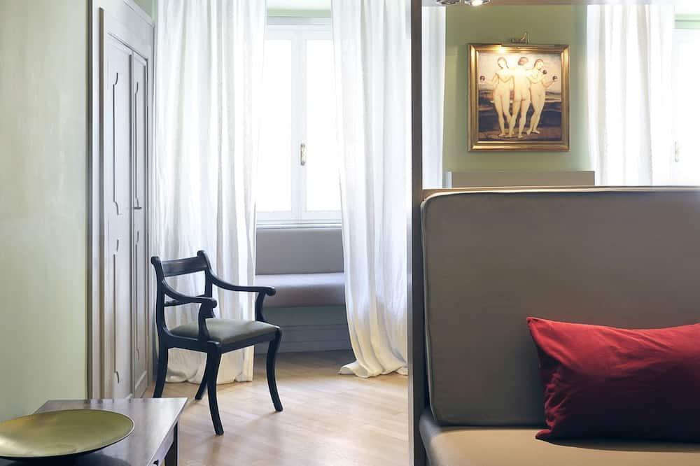 Apartmán typu City, výhľad na mesto - Hosťovská izba