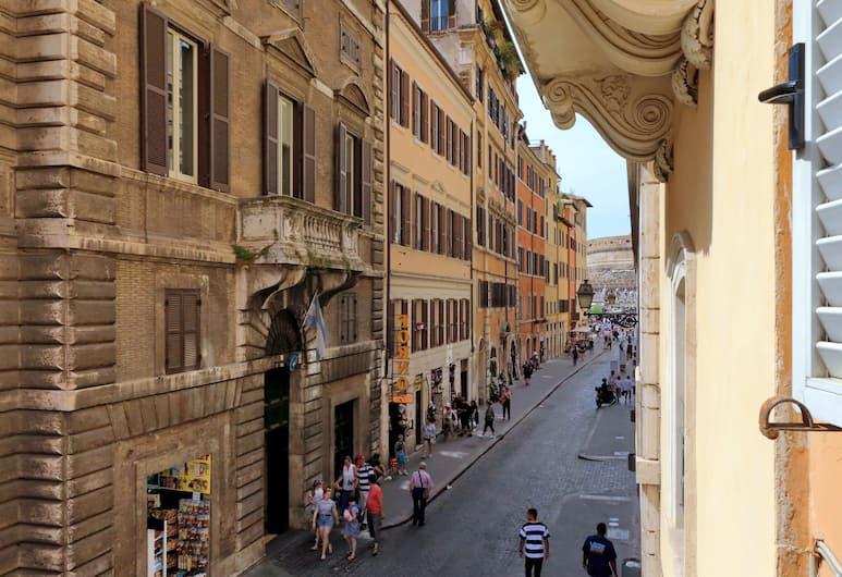 Raffaello Charmsuite, Rome, Junior Room, City View, Street View