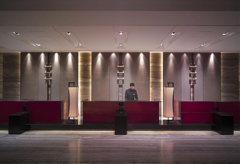 New World Beijing Hotel, Pekina, Reģistratūra