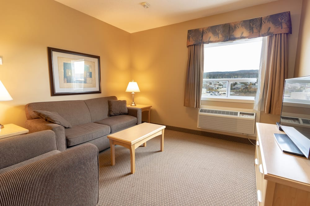 Trippelrum för familj - 2 sovrum - pentry - Vardagsrum