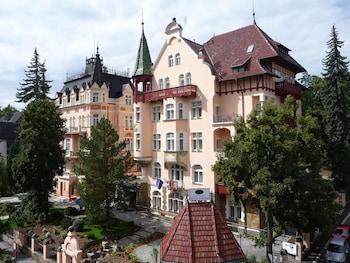Naktsmītnes Hotel Smetana-Vyšehrad attēls vietā Karlovi Vari