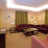 Royal-sviitti, 3 makuuhuonetta, Poreamme - Oleskelualue