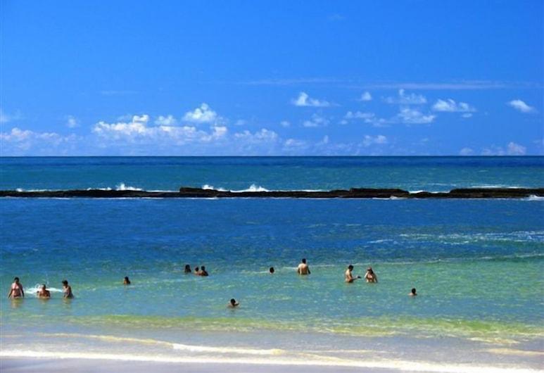 Bougainville Pousada Mar, Marechal Deodoro, Pantai