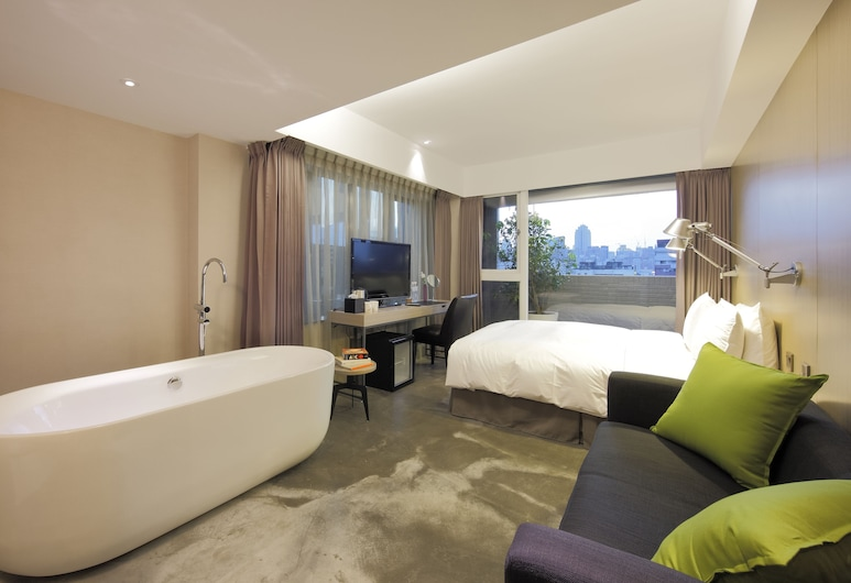 Hotel Day Plus Taichung, Taichung, Chambre Deluxe, Chambre