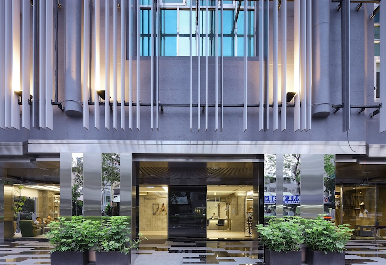Hotel Day Plus Taichung, Taichung, Entrada del hotel