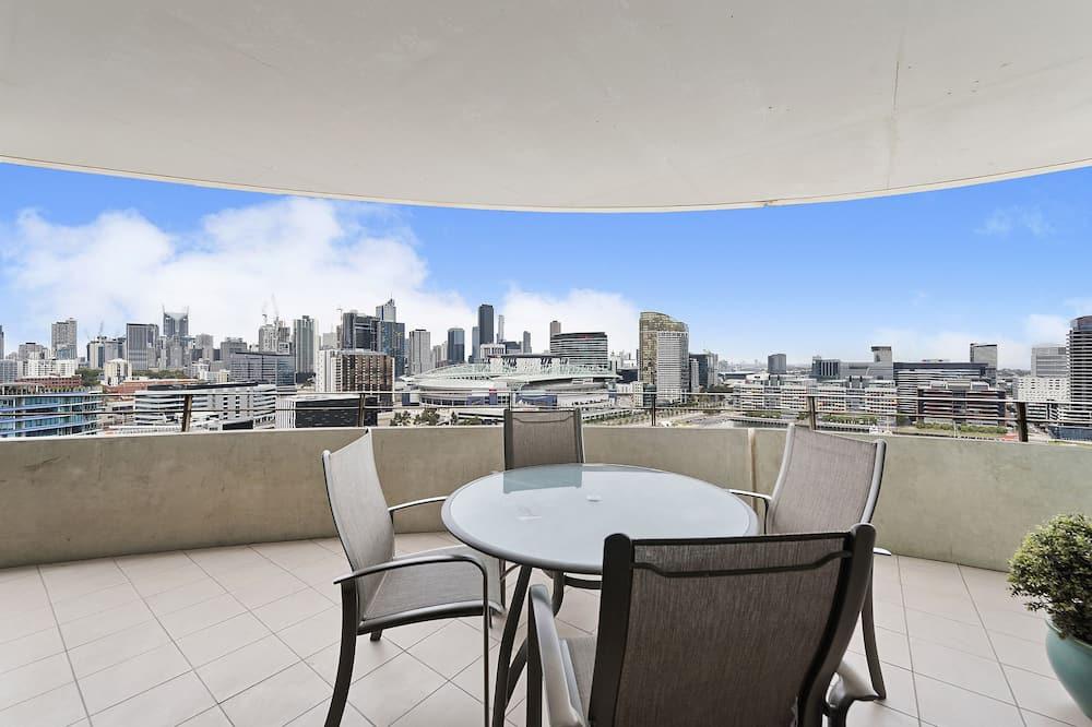 Apartmán typu Deluxe, 3 spálne - Balkón