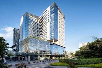 Foto van Sentosa Hotel Shenzhen Feicui Branch in Shenzhen
