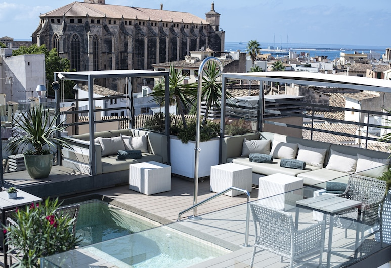 Palma Suites Aparthotel, Palma de Mallorca, Kolam