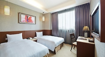 Chiayi Şehri bölgesindeki Guanko Hotel resmi