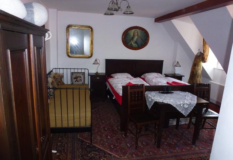 Pension TIFFANY, Cesky Krumlov, Superior Room, Private Bathroom, Bilik Tamu