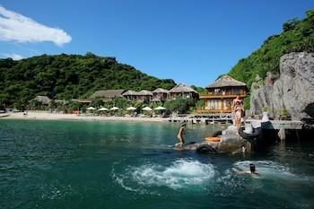 ภาพ Monkey Island Resort Cat Ba ใน ไฮฟอง