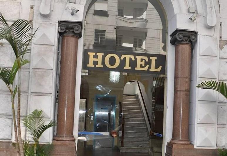 Artemis Hotel, San Paulas, Įėjimas į viešbutį