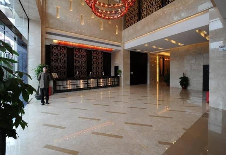 Dongguan Wanpan Hotel, Donguanas, Vestibiulis