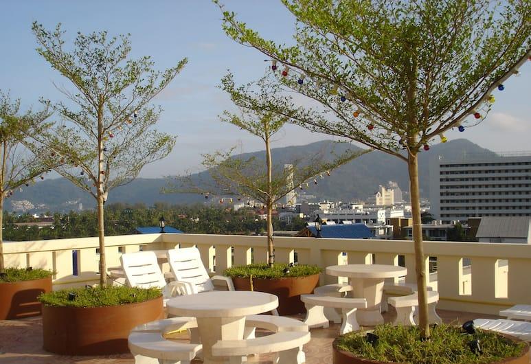 SM Resort Phuket, Patong, Balcón