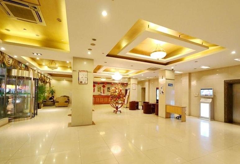 格林豪泰 - 上海北外灘寧國路地鐵站商務酒店, 上海, 大堂