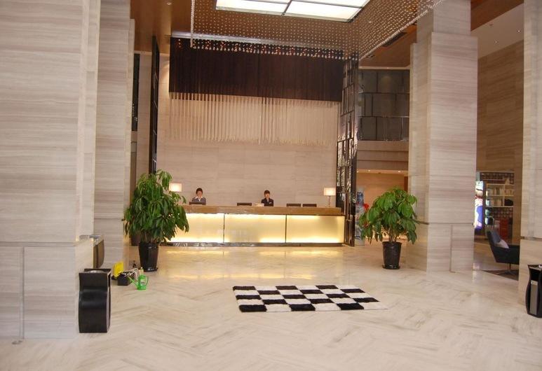 C.kong Labor Hotel - Harbin, חרבין, לובי