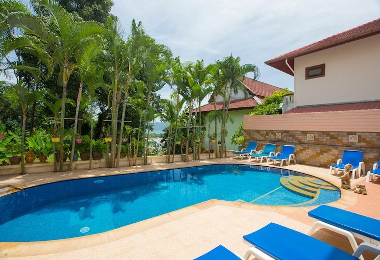 NC Residence, Patong, Piscina all'aperto
