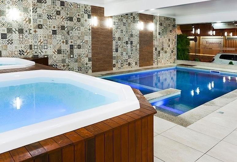 Hotel Bella Camboriú, Balneario Camboriu, Idromassaggio al coperto