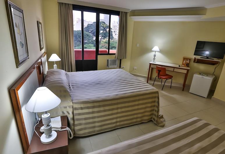 San Michel Hotel, San Paulas, dvivietis kambarys, Svečių kambarys