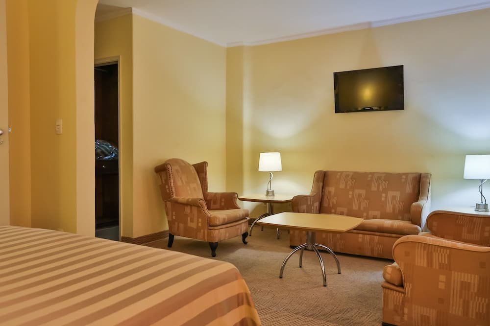 Business Suite - Living Area