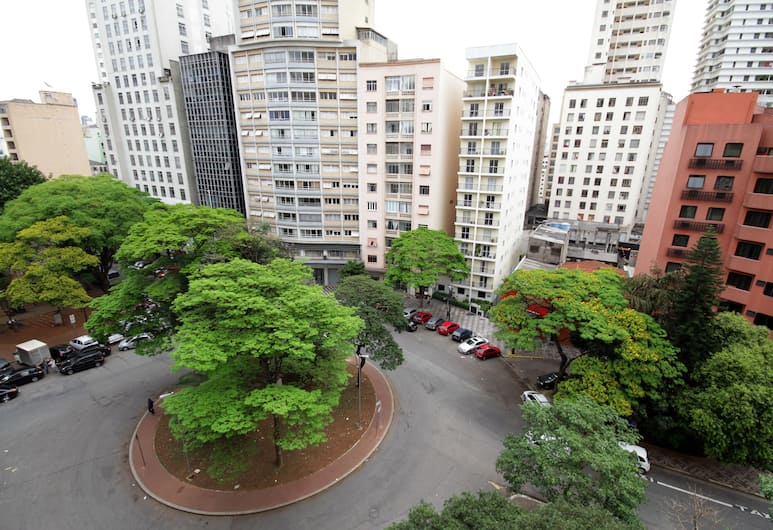 San Michel Hotel, Sao Paulo, View from Hotel