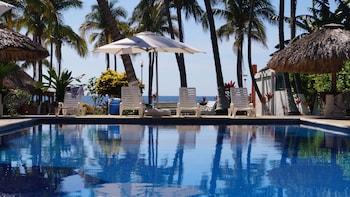 Fotografia hotela (Hotel Surf Olas Altas) v meste Puerto Escondido