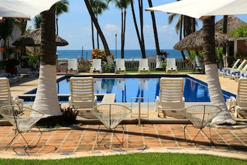 Puerto Escondido bölgesindeki Hotel Surf Olas Altas resmi