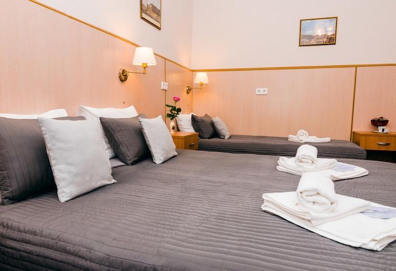 Stasov Hotel, Szentpétervár, Családi szoba, közös fürdőszoba, Vendégszoba