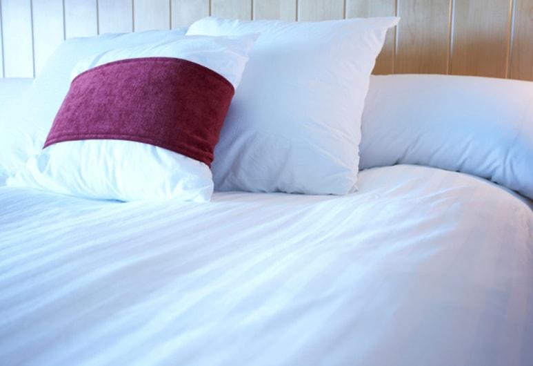 ヤーン マーケット ホテル, マインヘッド, シングルルーム, 部屋