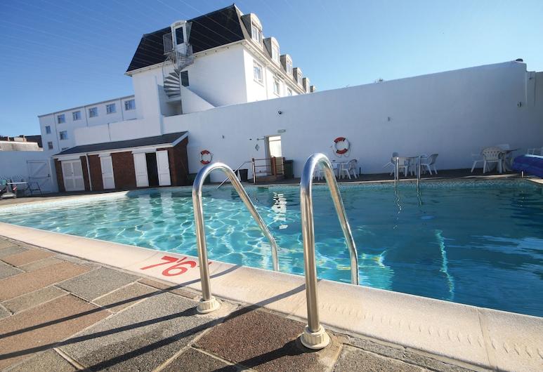 Norfolk Hotel, St. Helier, Kültéri medence