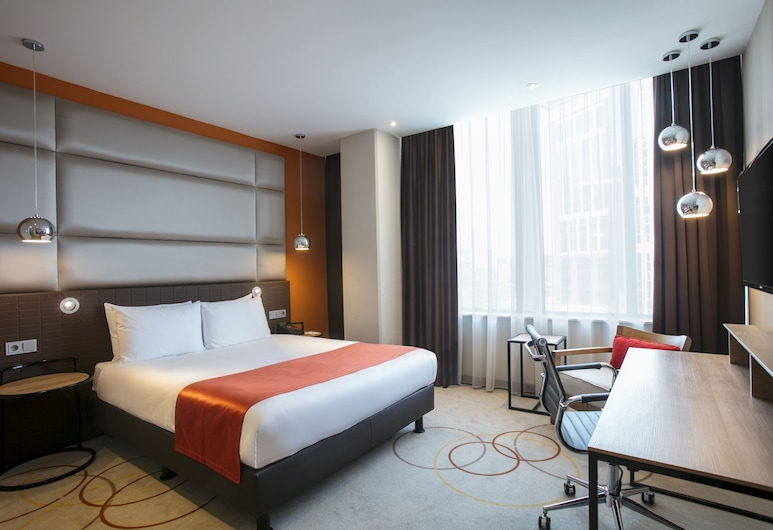 Holiday Inn Amsterdam - Arena Towers, Amsterdam, Standard Room, Guest Room