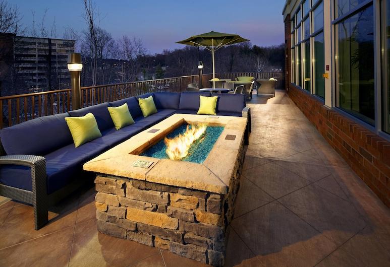 Courtyard by Marriott Knoxville West/Bearden 酒店, 諾克斯維爾, 陽台