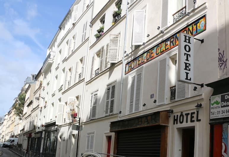 克萊蒙大酒店, 巴黎