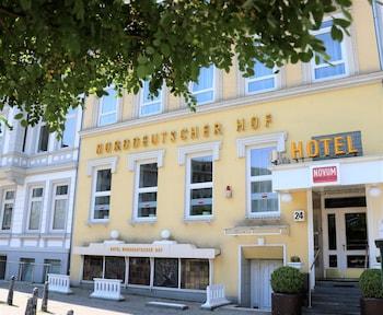 ハンブルク、ノーヴム ホテル ノルトドイチャー ホフ ハンブルクの写真