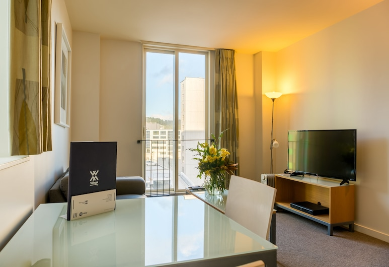 阿斯特里亞公寓飯店, 威靈頓, 公寓, 1 間臥室, 客房
