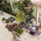 Chambre Supérieure avec lits jumeaux (Twin) - Vue sur le jardin