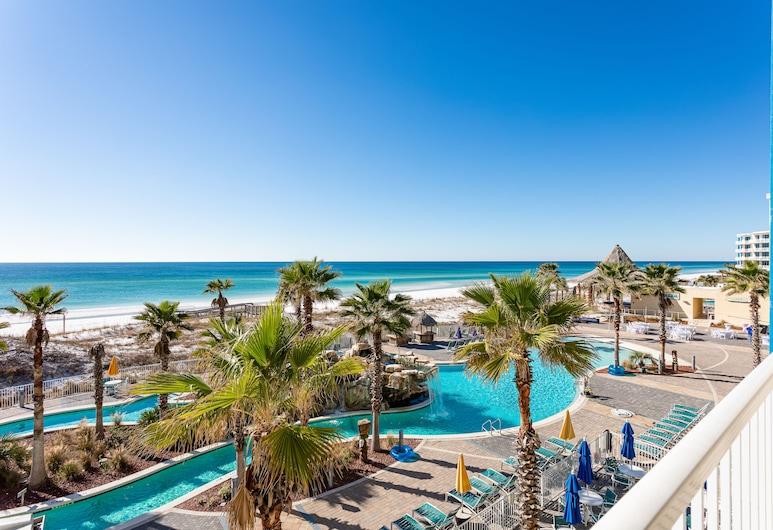 Holiday Inn Resort Fort Walton Beach, Fort Walton Beach, Soba, 2 queen size kreveta, za nepušače, pogled (Gulf View), Pogled na plažu/ocean