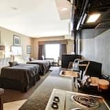 Soba, 2 queen size kreveta, čajna kuhinja - Soba za goste