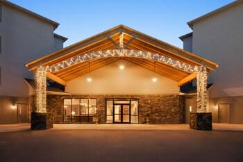 Williston — zdjęcie hotelu Ramada by Wyndham Williston Airport XWA