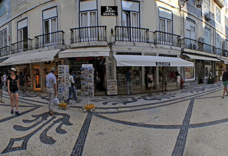 City Center Guest House - Hostel, Lisbon, Bahagian Luar