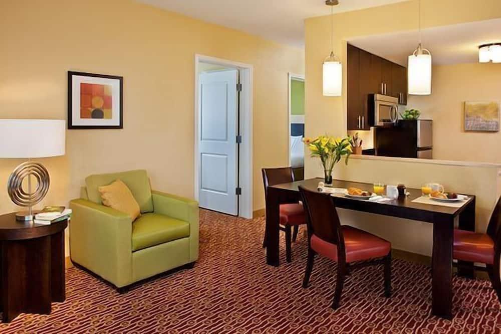 Suite, 1 chambre, non-fumeurs - Salle de séjour