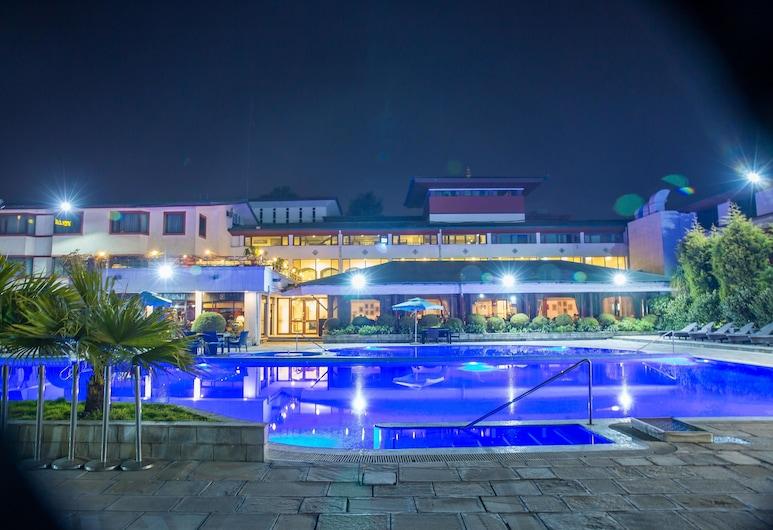 ホテル アナプルナ, カトマンズ, プール