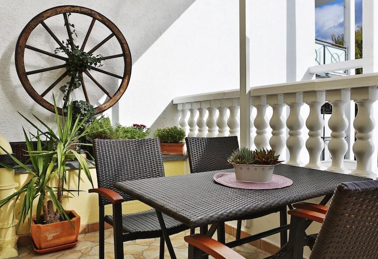 Hotel Bauschheimer Hof, Rüsselsheim, Terrasse/Patio