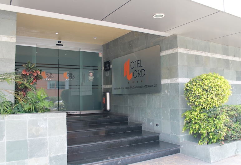 Hotel Lord - Adults Only , Mexico City, Pintu Masuk Hotel